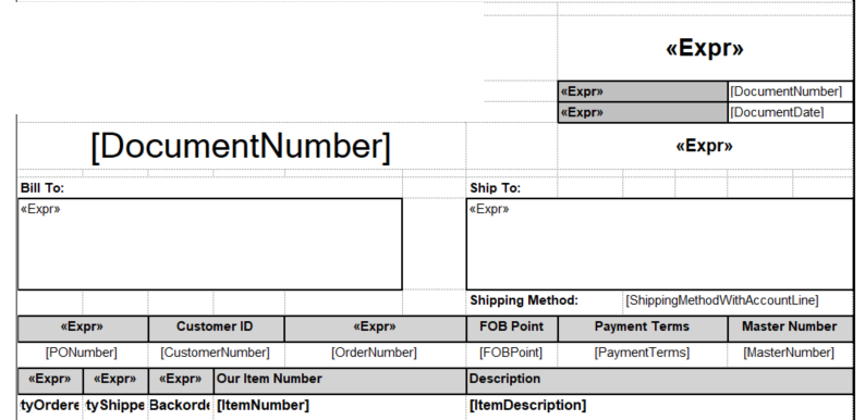 Dynamics GP form template using Visual Studio 2015