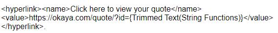 Dynamics 365 draft email